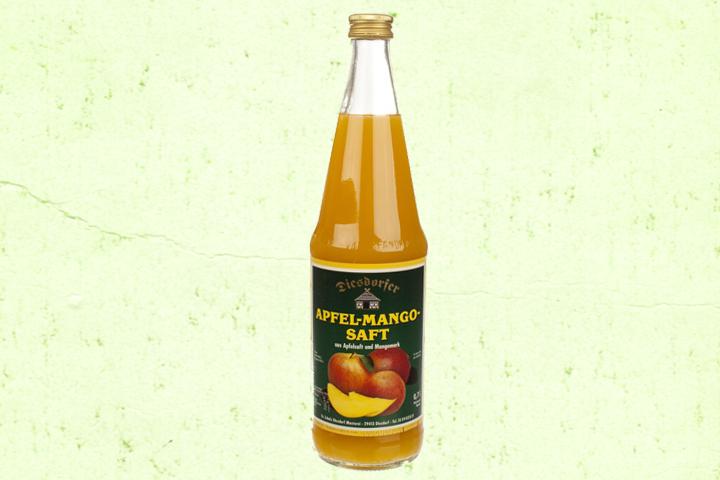 Apfel-Mango-Saft
