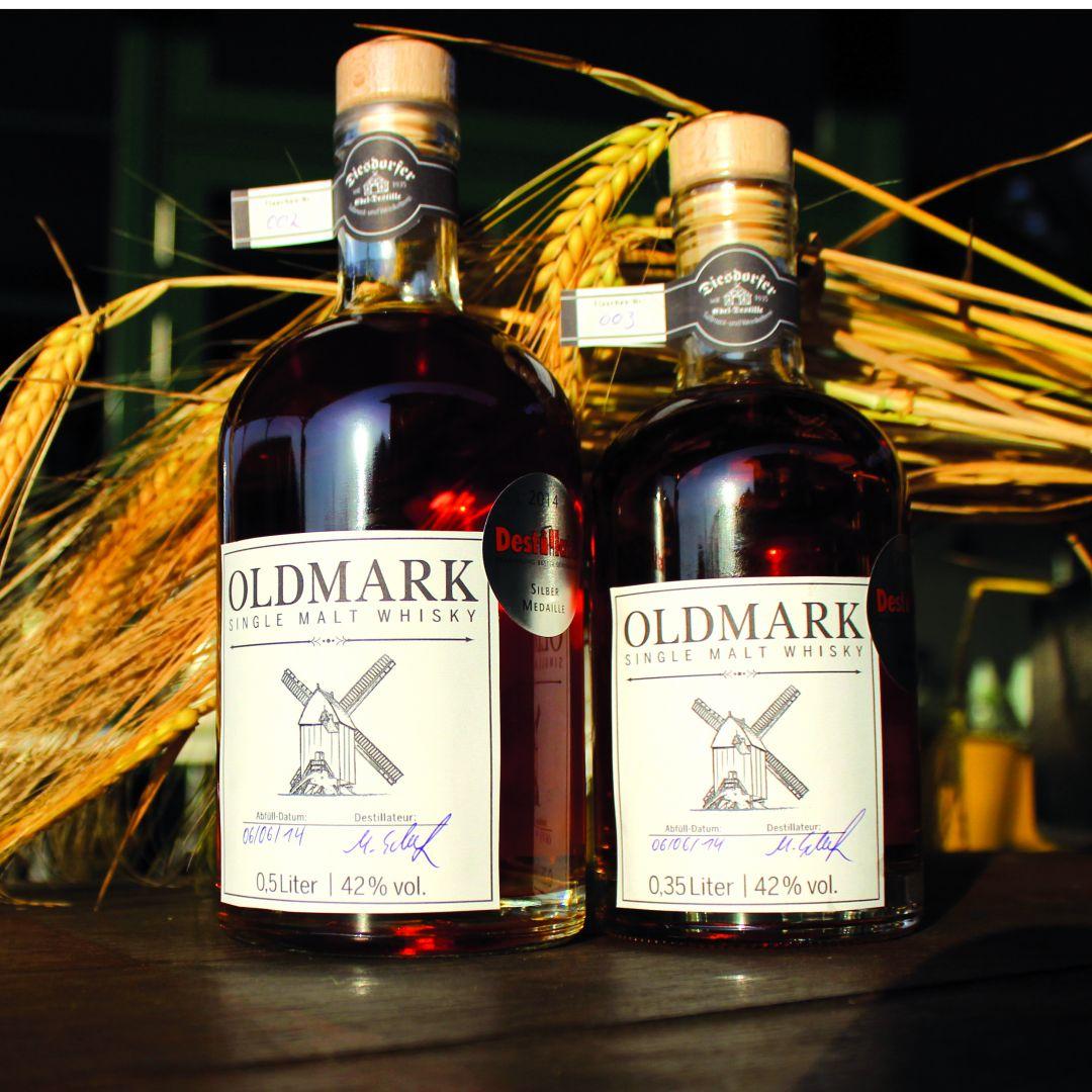 Den Whisky aus der MDR-Sendung…
