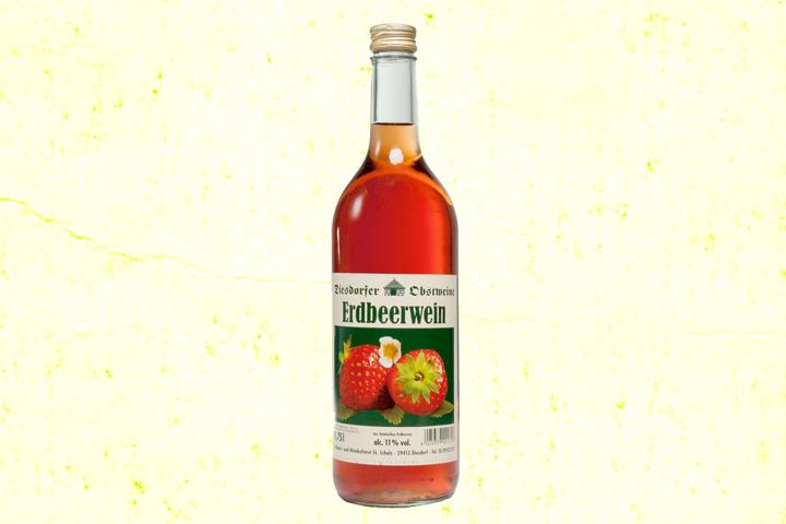 Erdbeerwein 11 %vol.