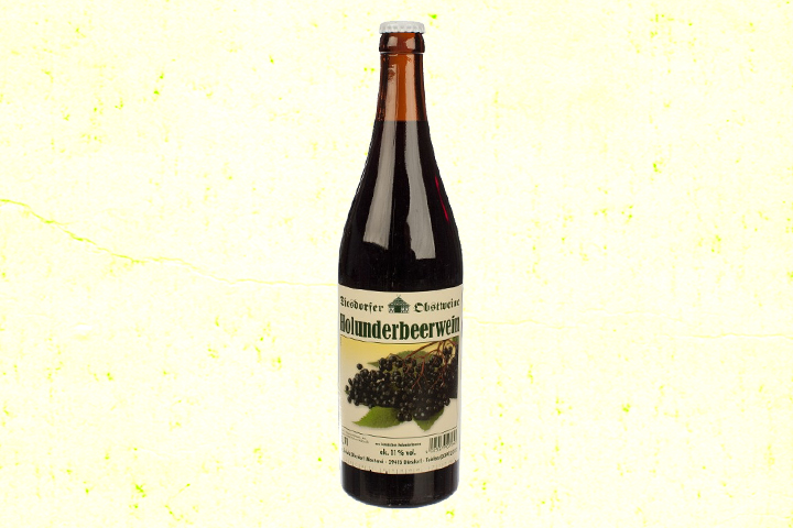 Holunderbeerwein 11 %vol.