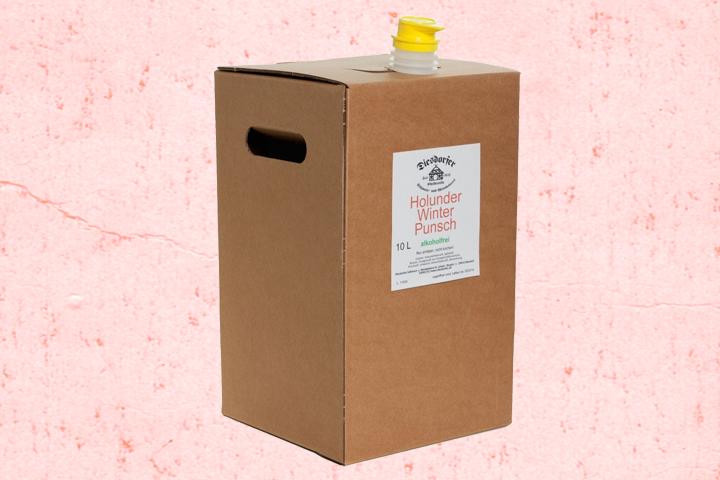 Holunder-Winterpunsch mit Honig 10,0 L