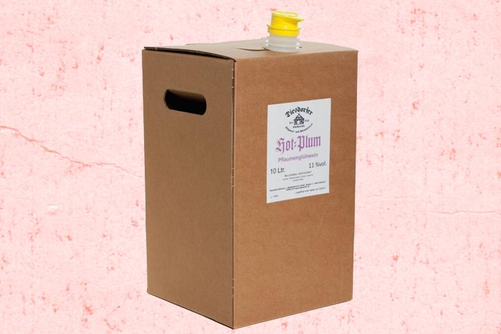 Pflaumenglühwein HOT PLUM 10,0 L