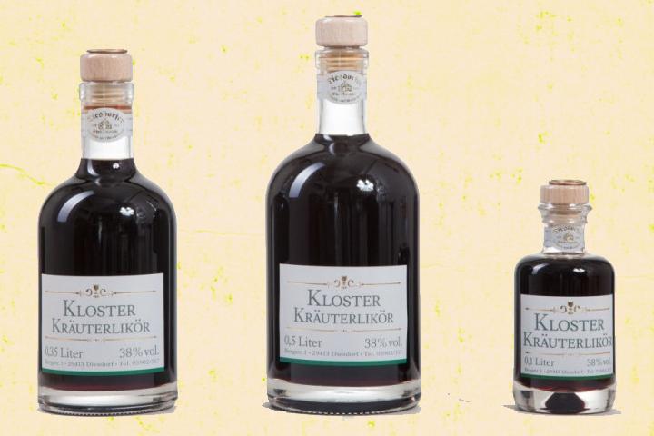 Kloster Kräuterlikör 38 %vol.