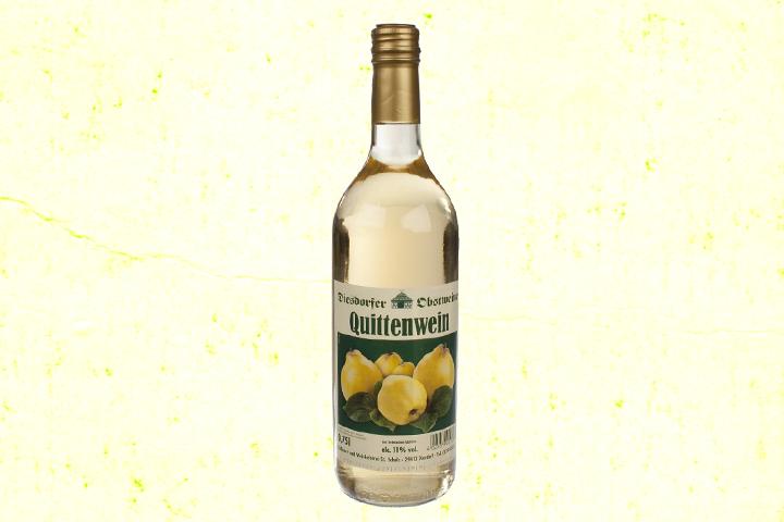 Quittenwein 11 %vol.