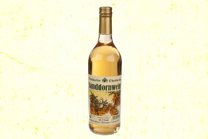 Sanddornwein 11 %vol.