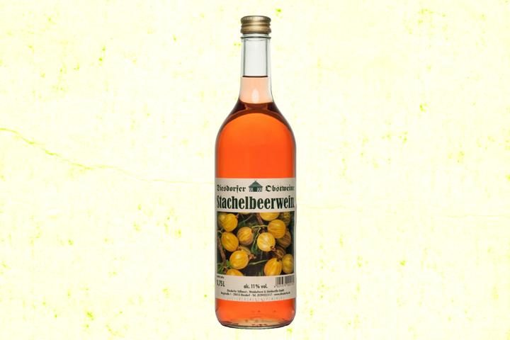 Stachelbeerwein 11 %vol.