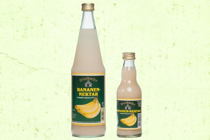 Bananen Nektar