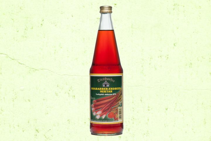 Erdbeer-Rhabarber Nektar