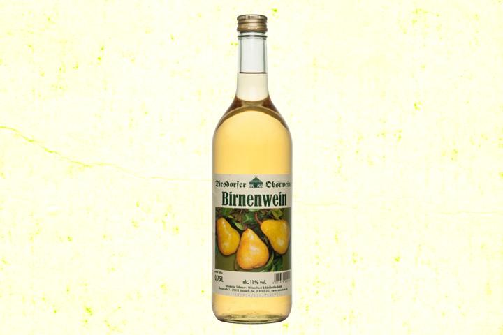 Birnenwein 11 %vol.