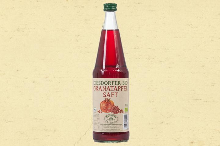Bio Granatapfel Saft