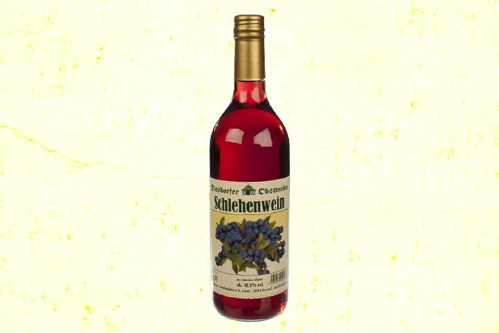 Schlehenwein 10,5 %vol.