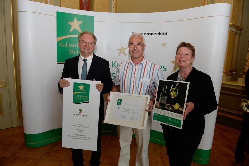 """Zwei """"Kulinarische Sterne Sachsen-Anhalt 2018"""" gewonnen"""